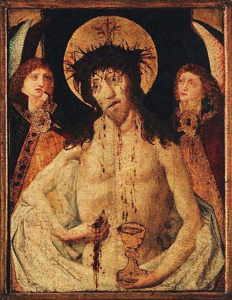 redemption Christ's blood