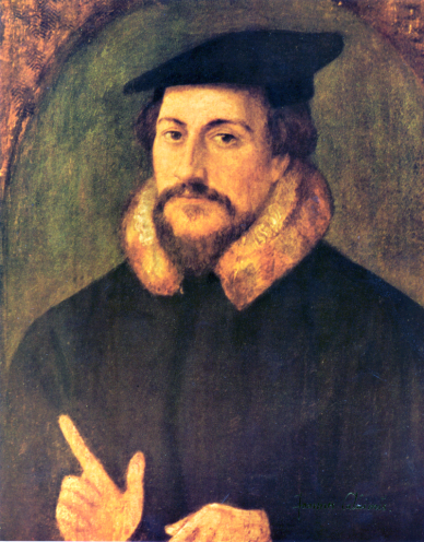 John_Calvin 1 Pet 3 19 to 20